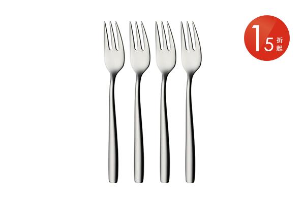 不鏽鋼小叉四件組